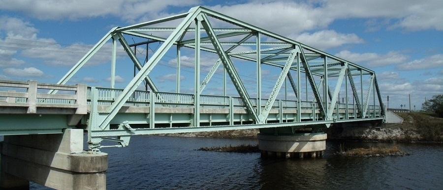 Puente de la CR 880 en el 20 Mile Bend