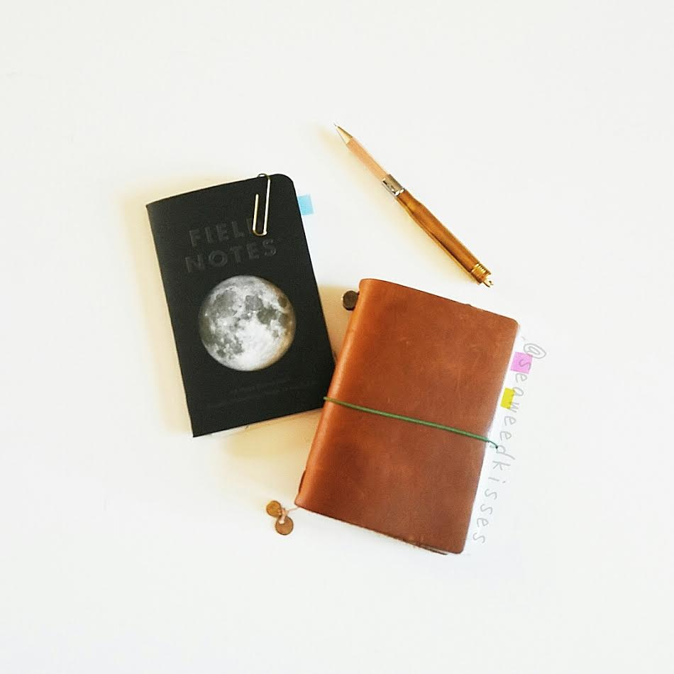 Snippets Of The Travelers Notebook Seaweed Kisses Bloglovin Ruled A6 Moleskine Gold Daily Agenda Pocket Size Midori Passport In Camel 5th Anniversary
