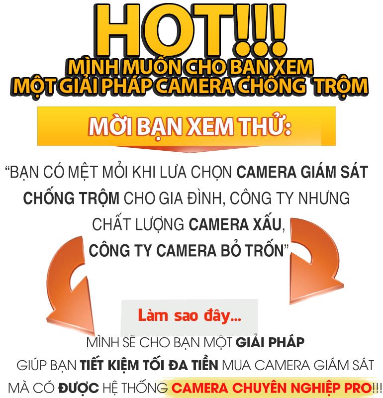 Thuê camera giám sát giá rẻ của Camera Minh Tâm - Trang bán hàng 01