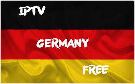Free Germany IPTV M3u List Channels 2020