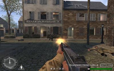 Call of Duty (Demo) - Jeu FPS sur PC