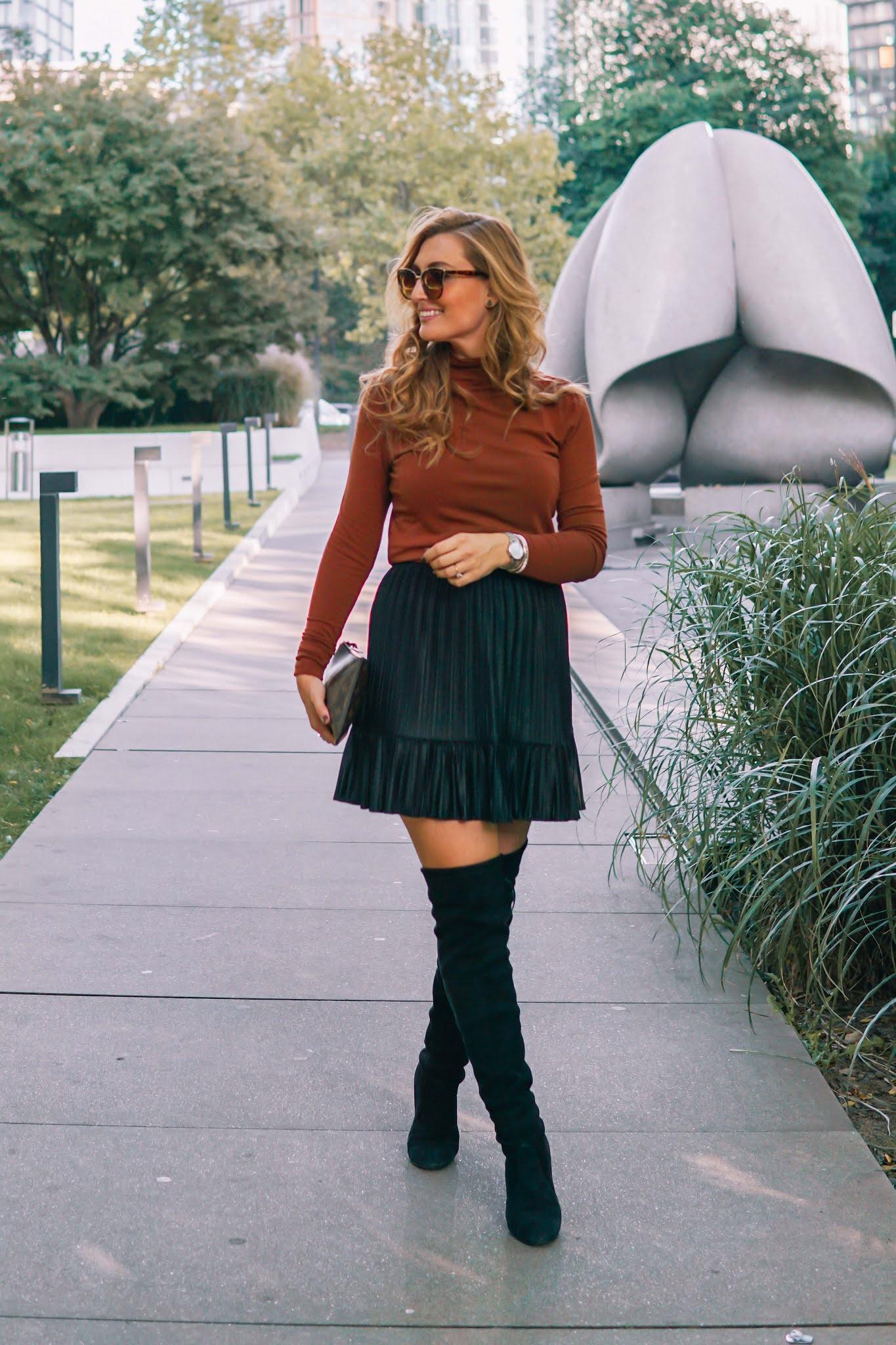 fashionstylebyjohanna Overknee Stiefeln