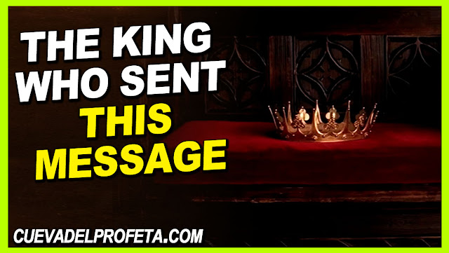 The King Who sent this Message - William Marrion Branham Quotes