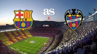 Леванте – Барселона где СМОТРЕТЬ ОНЛАЙН БЕСПЛАТНО 11 МАЯ 2021 (ПРЯМАЯ ТРАНСЛЯЦИЯ) в 23:00 МСК.