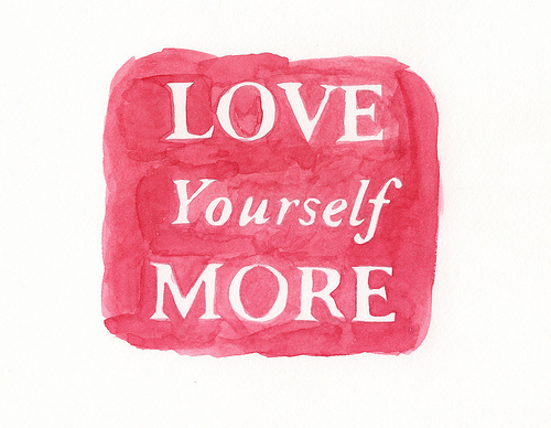 Mylifescape: Love... Yourself