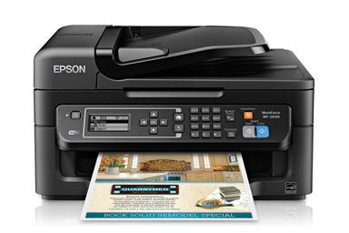 Epson WorkForce WF-2630 Driver Download