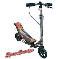 Le Space Scooter est un nouveau moyen de déplacement