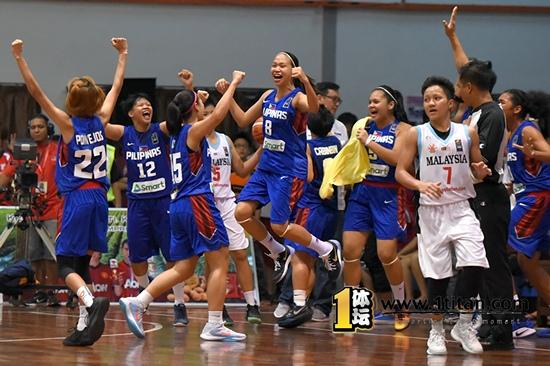 Perlas Pilipinas def. Malaysia, 77-73 in 2016 SEABA Women's Championship