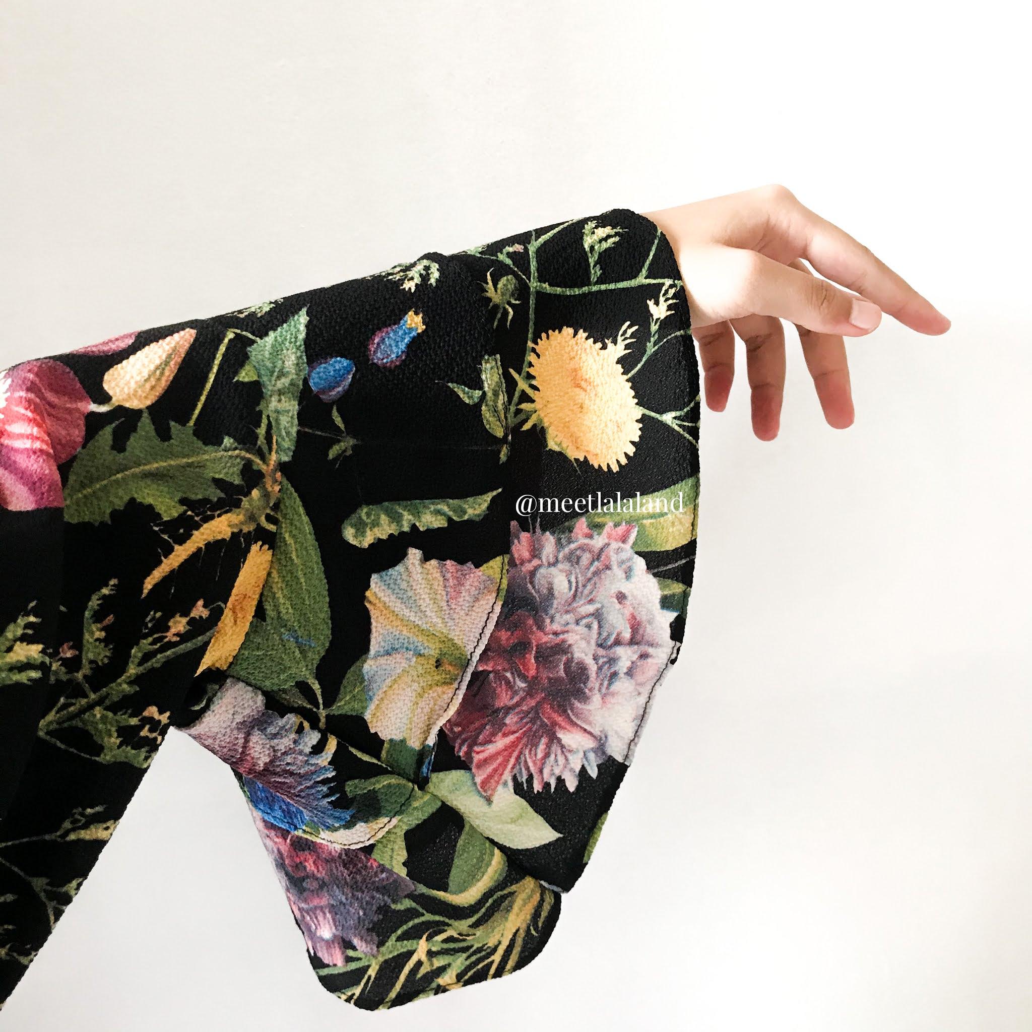 www.meetlalaland.com – cara mengakali pakaian motif bunga untuk semua tipe tubuh