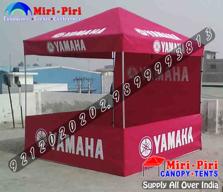 Portable Stalls For Exhibition : Specialist in marketing tents advertising canopies