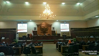 Terkesan Dipaksakan, Sejumlah Dewan Terpilih Minta Pembahasan RAPBD 2020 Dihentikan