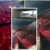 6.8 Magnitude Earthquake In Turkey Turns Ground To Bleed With A Flowing Bloody Red Colour