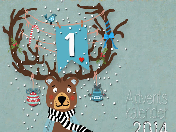 Lila-Lotta Adventskalender 2014 - Türchen Nr. 1