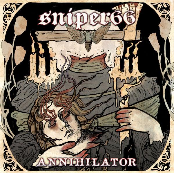 """Sniper 66 stream new album """"Annihilator"""""""