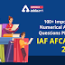 100 +Important Numerical Ability Questions PDF for  IAF AFCAT 2 2021