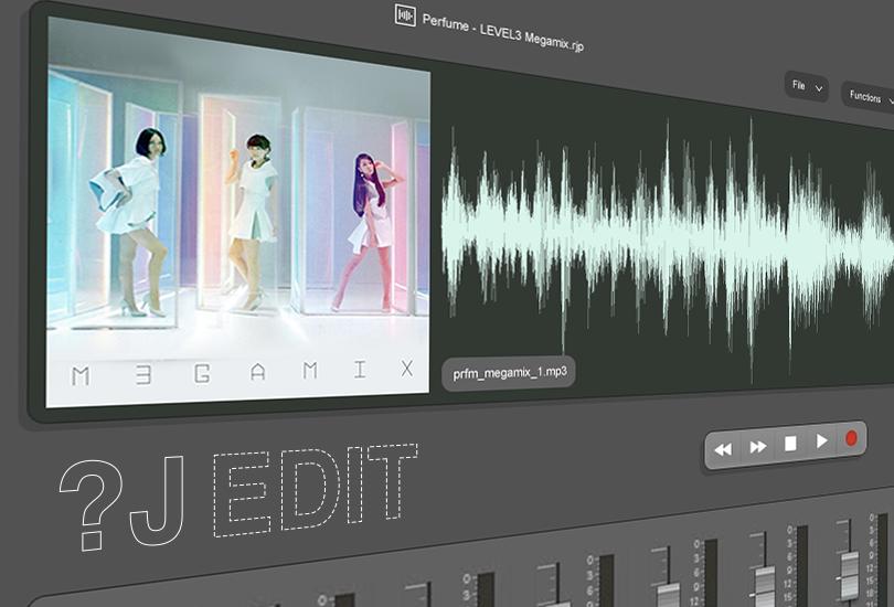 Random J edit: Perfume (パフューム) - LEVEL3 Megamix (by Random J) | Random J Pop