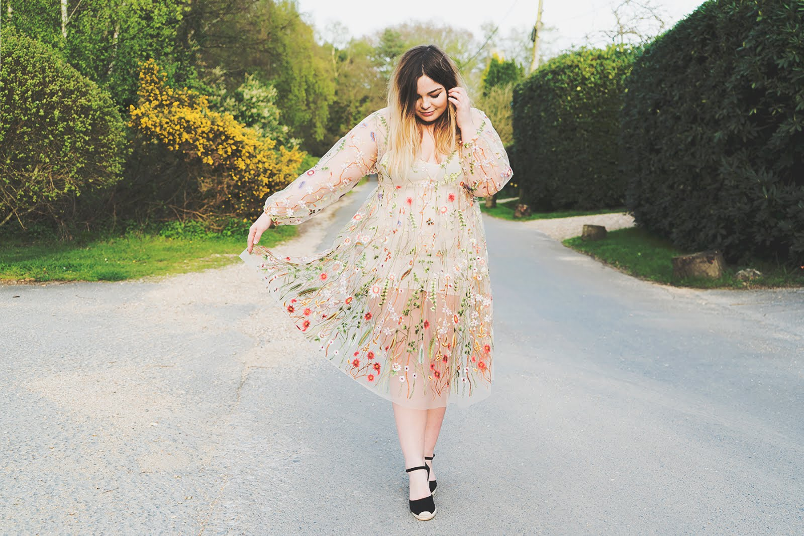 Lily Melrose - UK Style and Fashion Blog: Spring Road Trip with H&M