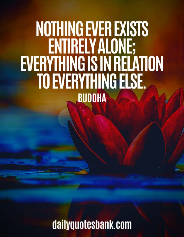 Buddha Quotes On Changing Yourself in Relationship