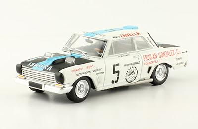 "57- Chevrolet Nova ""Chevitú"" (1965) Jorge Cupeiro"