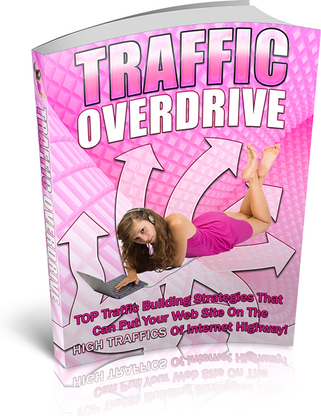 Get Traffic Overdrive  Free Ebook