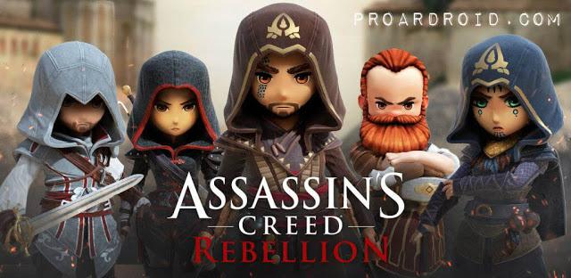 Assassin's Creed Rebellion النسخة المهكرة
