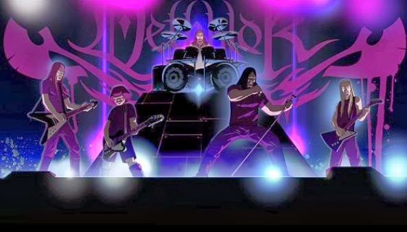 Dethklok. Metalocalypse: The Doomstar Requiem