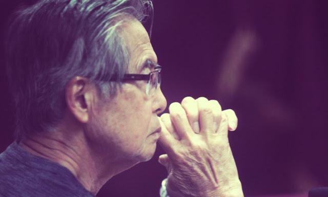 Alberto Fujimori: INPE abre proceso administrativo sancionador en su contra