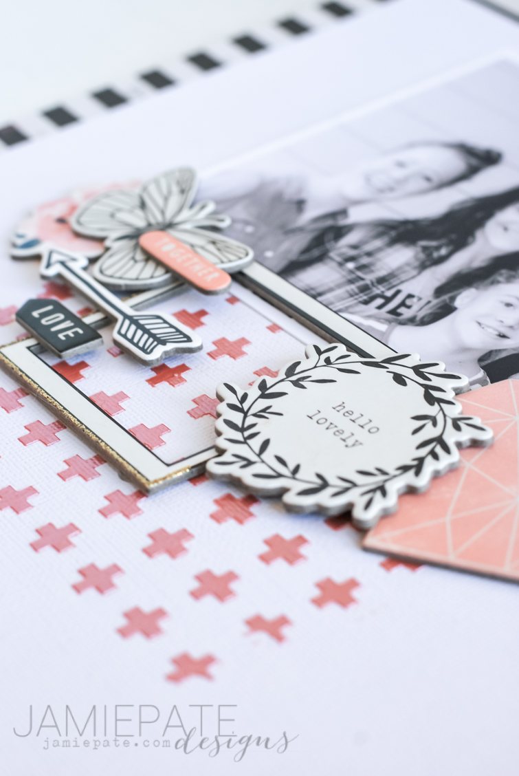 Chipboard Layout Gallery Jot Magazine | @jamiepate for @jotmagazine