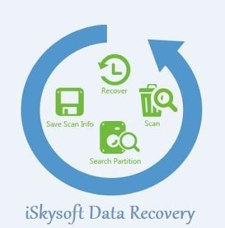 الأفضل, والأقوى, لاستعادة, واسترداد, المحذوفات, وجميع, الملفات, المفقودة, iSkysoft ,Data ,Recovery