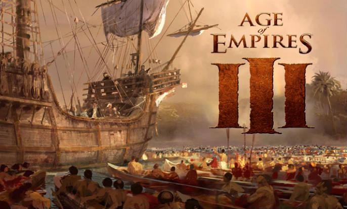 Age of Empires lll - Como Usar Códigos Jogando (modo lan)