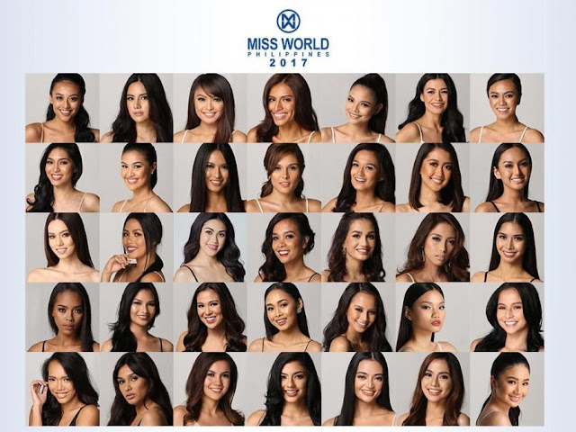 2017 Miss World Philippines on September 3 at MOA Arena