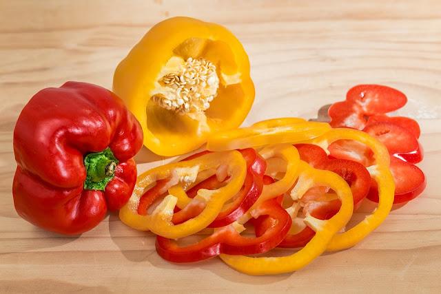 Manfaat Paprika Untuk Kesehatan Tubuh