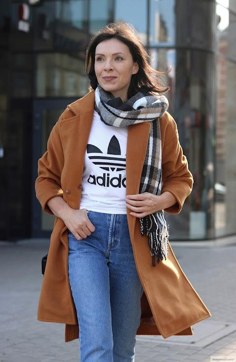 Jak nosić płaszcz oversize