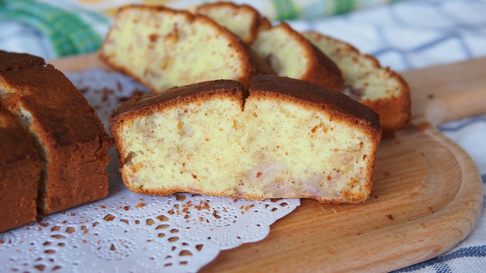 Sicikitchen: 【下午茶時間】Carol自在生活的香蕉蛋糕食譜