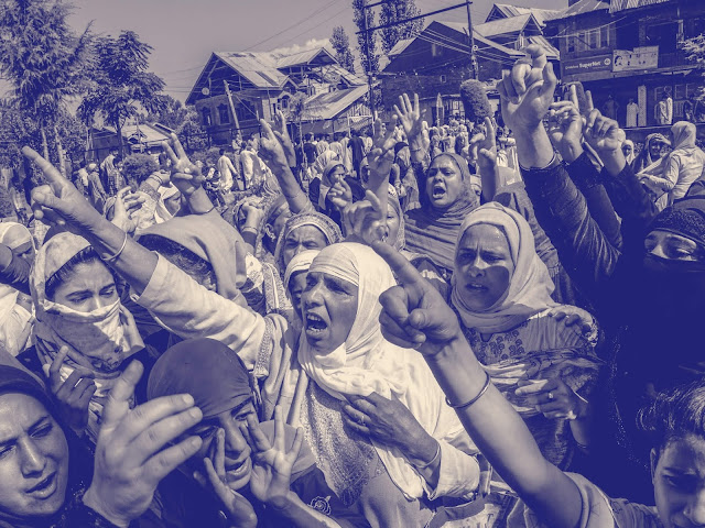 Turkish Poet Releases New Song Highlighting Kashmir And Palestine Issue
