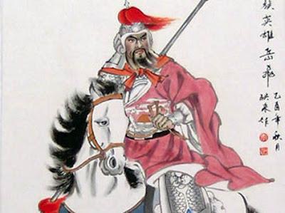 Древни кинески ратник