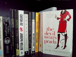 book review of the devil wears prada