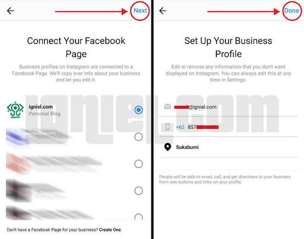 Cara Beralih Ke Profil Bisnis Instagram