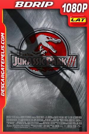 Jurassic Park III (2001) BDrip 1080p Latino – Ingles