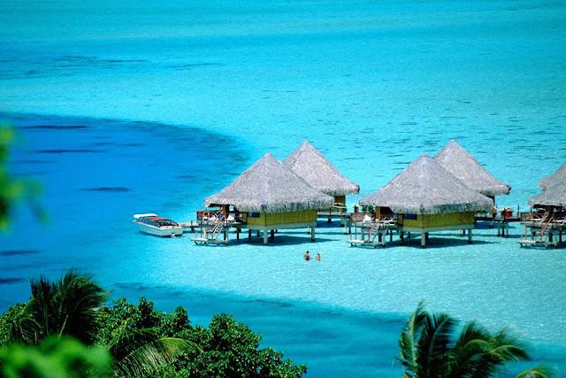 Las espectaculares playas de Aruba