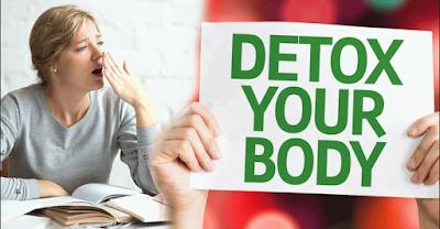 12 tanda peringatan akumulasi racun dalam tubuh Anda