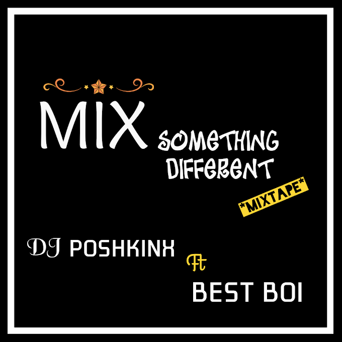 DJ Poshkinx ft Best Boi - Mix Something Different