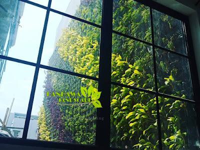 jasa pembuatan vertical garden bekasi
