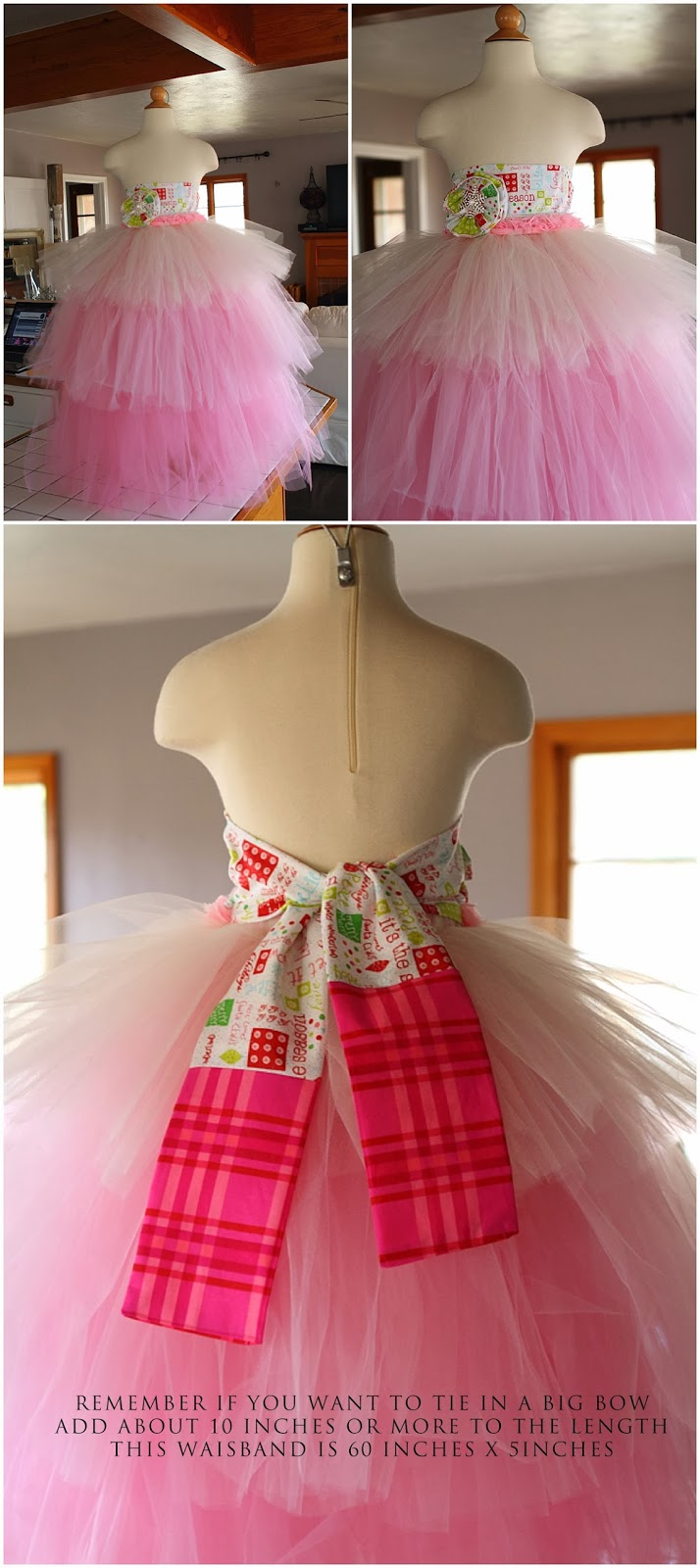 How To Christmas 3 Tier Tutu