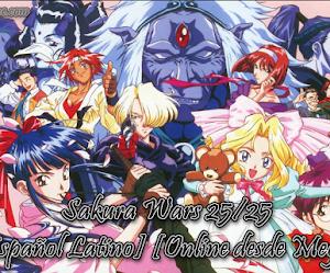 Sakura Wars 25/25 [Español Latino] [Mega ~ Online]