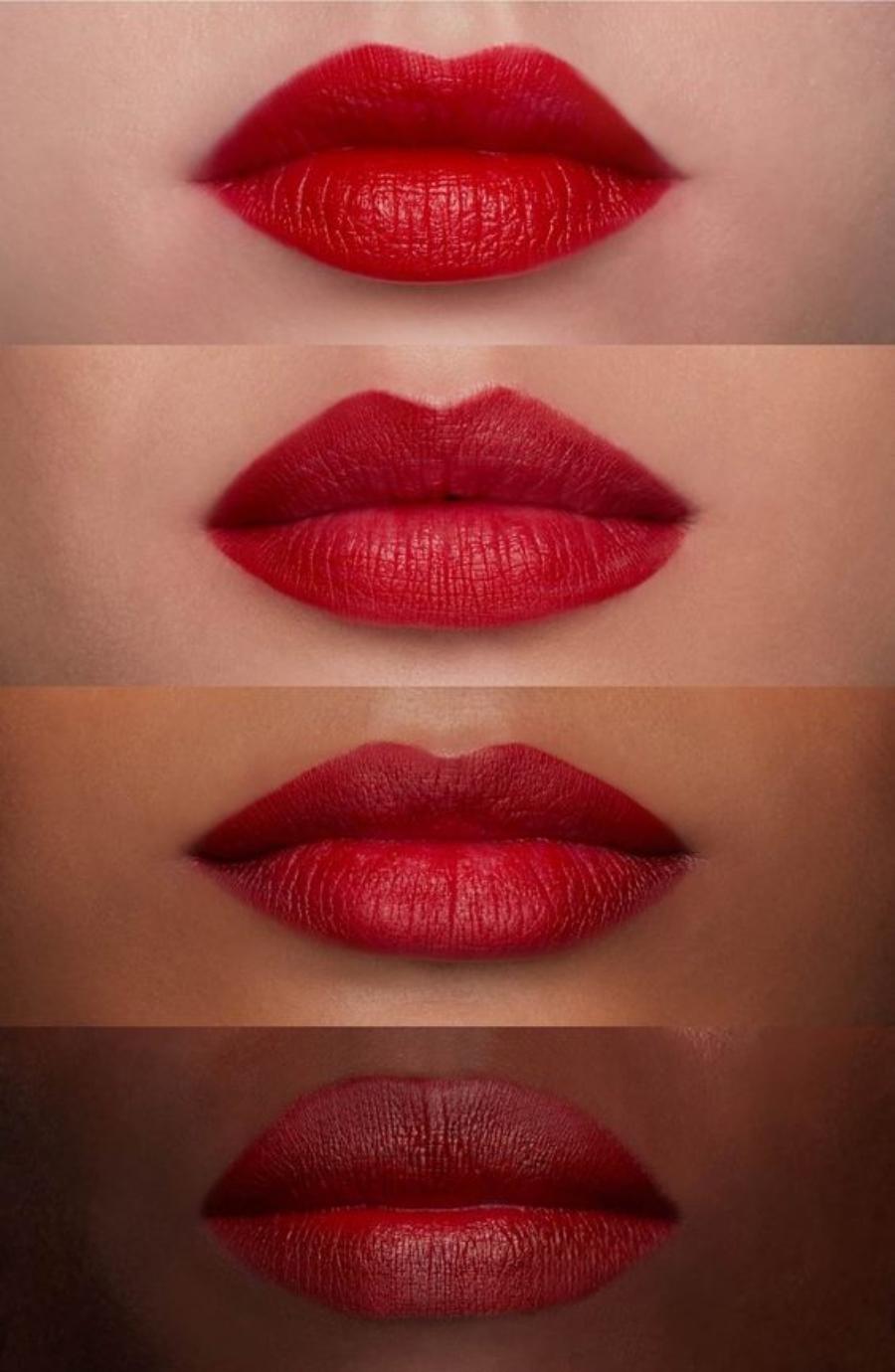 Feels So Grand: die Rot-Nuance von MAC ist neue Beauty-Favorit