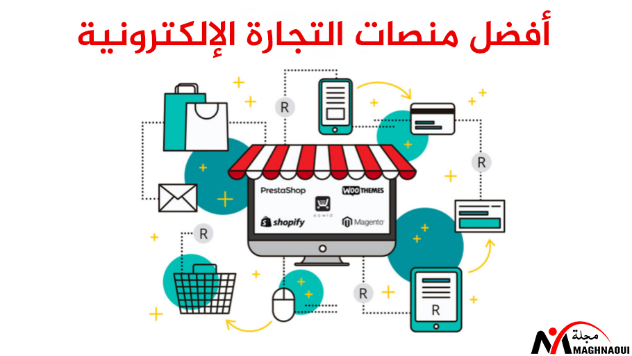 أفضل منصات التجارة الإلكترونية لعام 2020