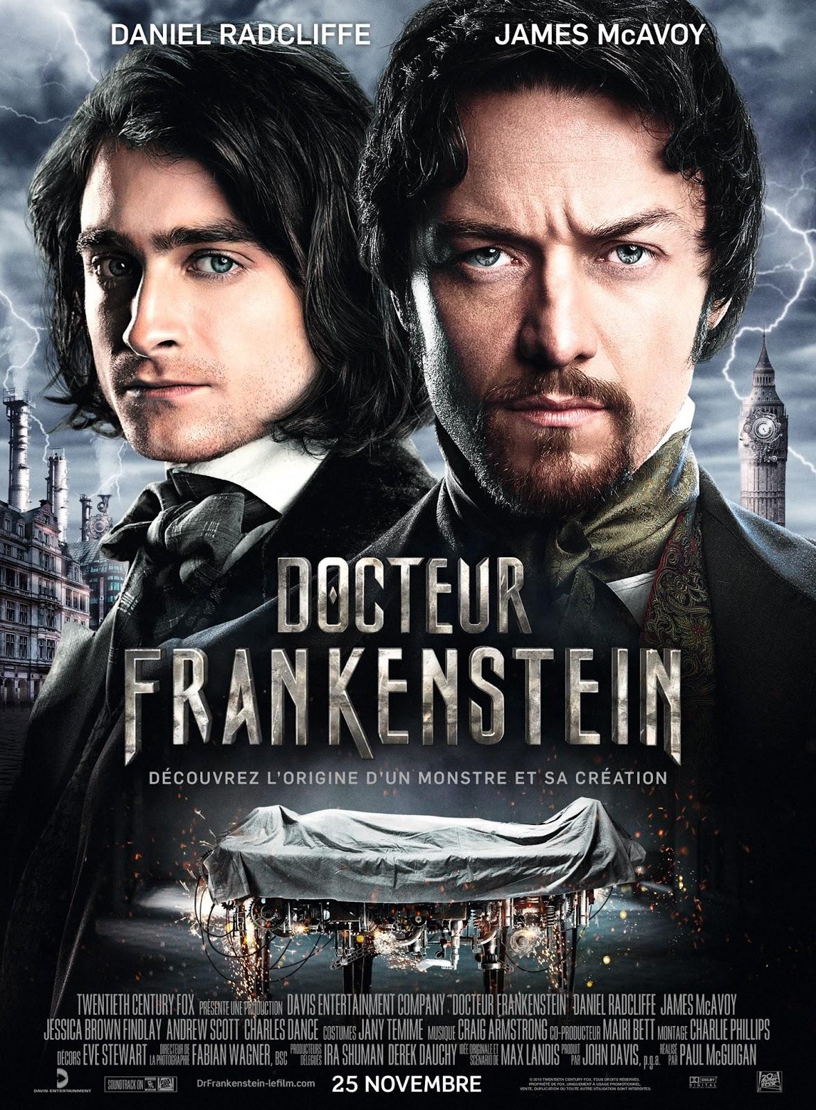 Victor Frankenstein วิคเตอร์ แฟรงเกนสไตน์ [HD][พากย์ไทย]