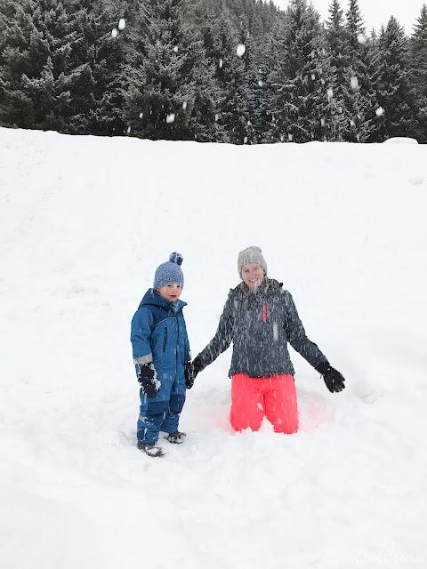 Stadtlandeltern - Skiurlaub mit Kindern in Österreich - Ötztal