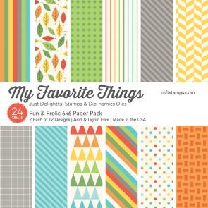 My Favorite Things - Fun & Frolic 6x6 Paper Pack